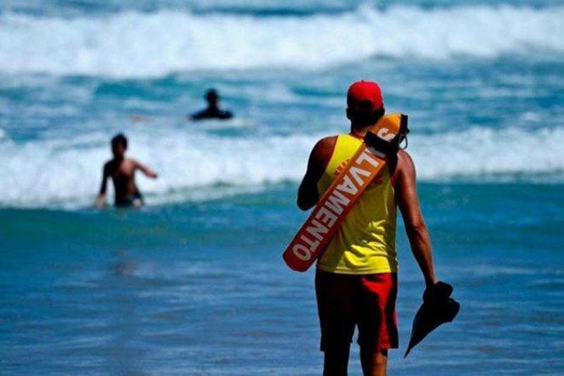 Guarda-vidas da Serra atenderam a mais de 12 mil ocorrências em janeiro