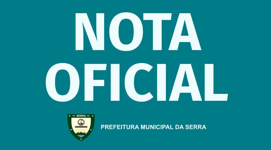Prefeitura da Serra decreta luto oficial por morte de ex-governador Gerson Camata