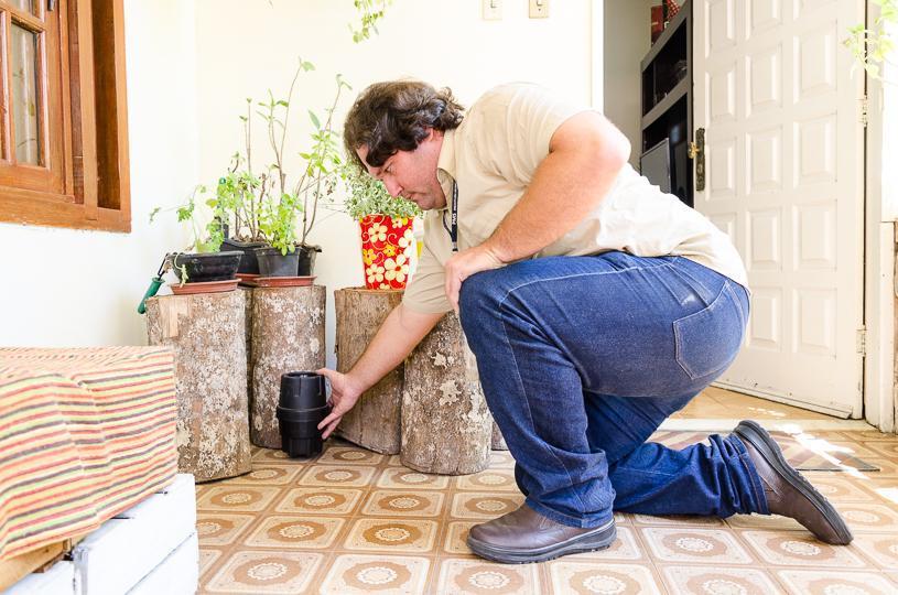 Prefeitura intensifica ações contra a dengue