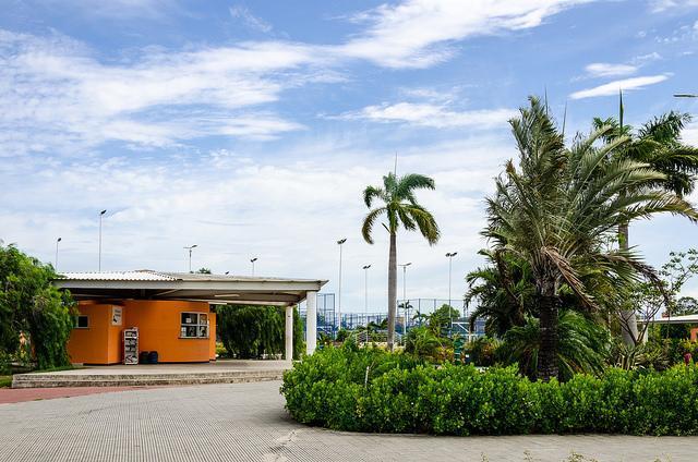 Pregão para conceder cantina do Parque da Cidade será nesta quinta
