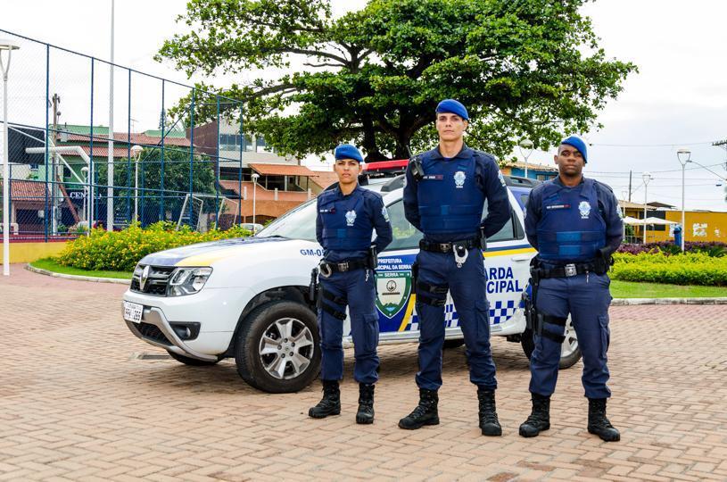 Curso de formação da 2ª turma da Guarda Municipal começa hoje (23)