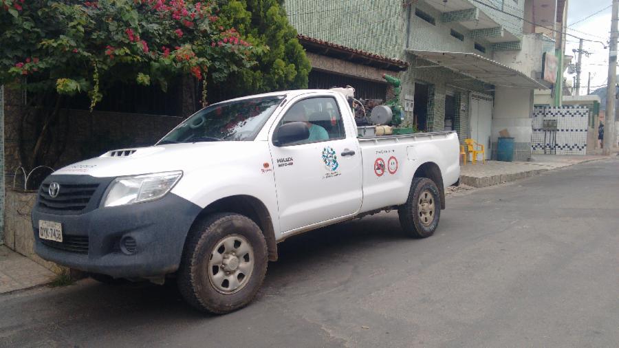 Proteja sua casa contra a dengue antes de viajar