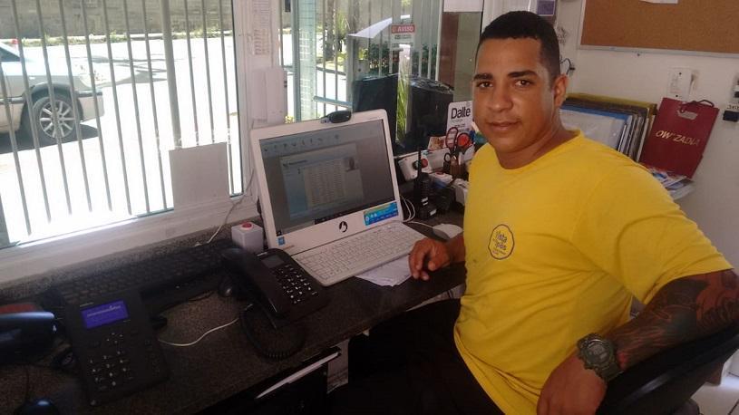 Morador começou 2019 de emprego novo com ajuda do Sine da Serra