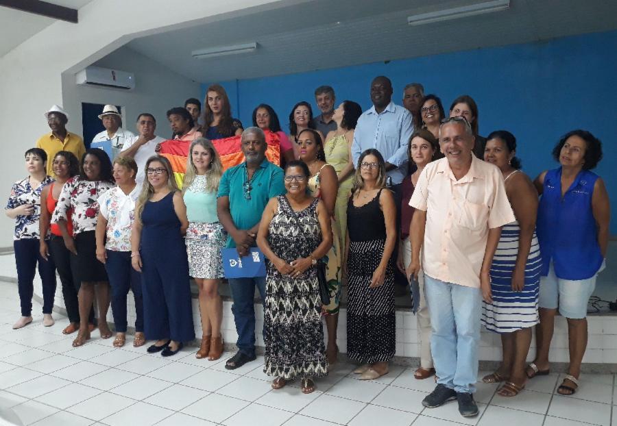 Conselho de Saúde dá posse a conselheiros do biênio 2019/2020