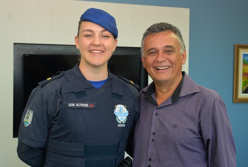 Guarda Municipal é comandada por mulher pela primeira vez