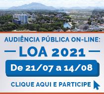 Audiência Pública - LOA 2021