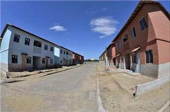 Sorteio de endereços para famílias de Vila Nova de Colares
