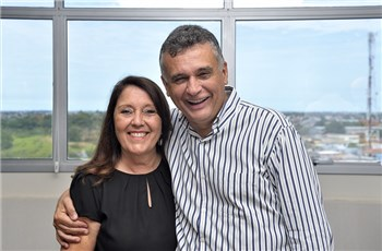 Márcia Lamas no comando da prefeitura por 15 dias
