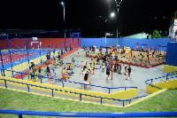 Novas praças para mais de 40 mil moradores na Serra