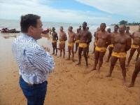 Praias da Serra contarão com mais guarda-vidas a partir deste sábado