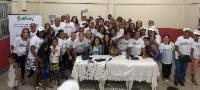 Mais de 70 moradores recebem certificado de Agente Ambiental Comunitário na Serra