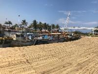 Praça Encontro das Águas ganha novo deque de madeira