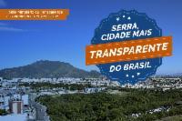 Serra é a cidade mais transparente do Brasil