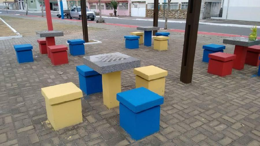 Nova praça em Jardim da Serra será entregue nesta sexta (31)