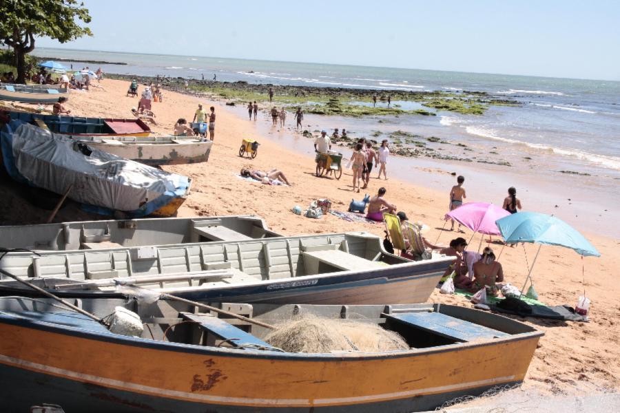 Carnaval: saiba onde se refrescar com banho de chuveiro nas praias da Serra