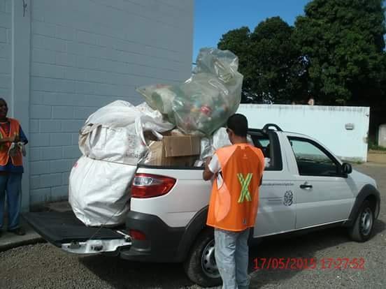 Associações de catadores de recicláveis vão receber recurso da prefeitura
