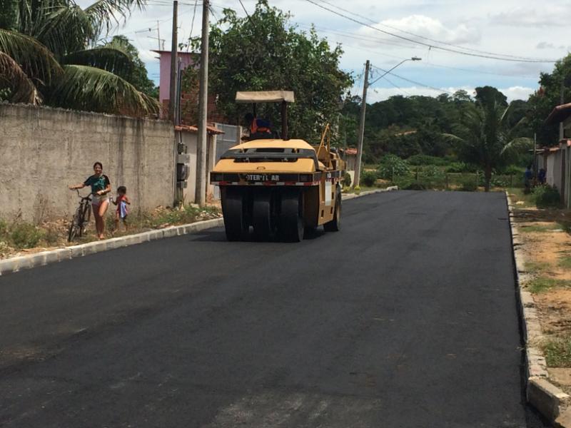Mais de 70 ruas de Eldorado vão receber obras de recapeamento
