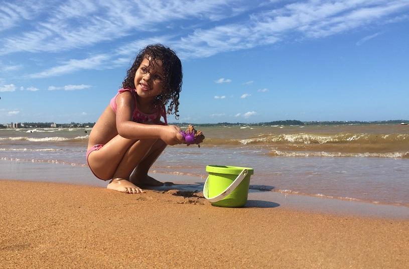 Serra: 23 km de praias para curtir o feriado