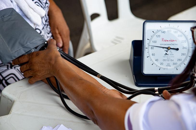 Dia Mundial da Hipertensão destaca a importância da aferição da pressão