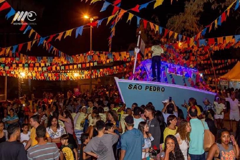 Festa de São Pedro começa nesta sexta com muita música e diversão