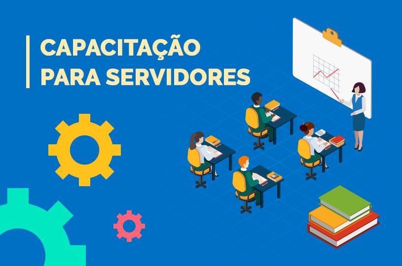 Abertas 645 vagas em cursos gratuitos para servidores