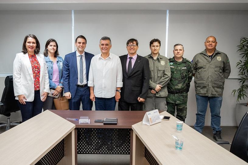 Serra vai ganhar maior centro de recuperação de animais silvestres do Estado