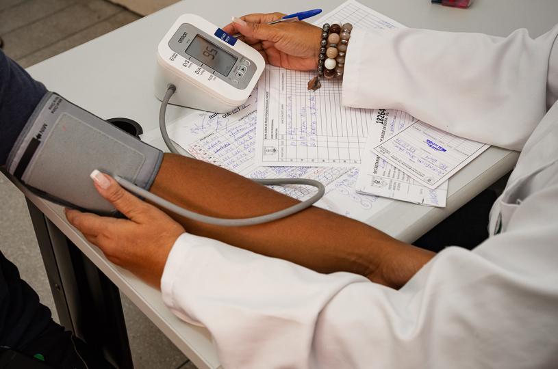 Capacitação sobre diabetes para servidores da Secretaria de Saúde