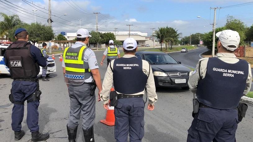 Fiscalização de Trânsito e Guarda Municipal atuam em operação conjunta