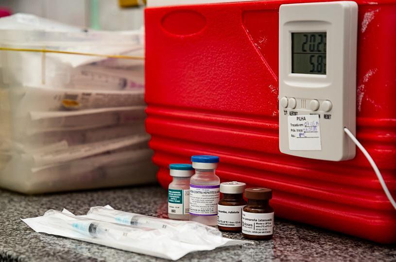 Serra oferece vacina contra sarampo neste sábado (03)