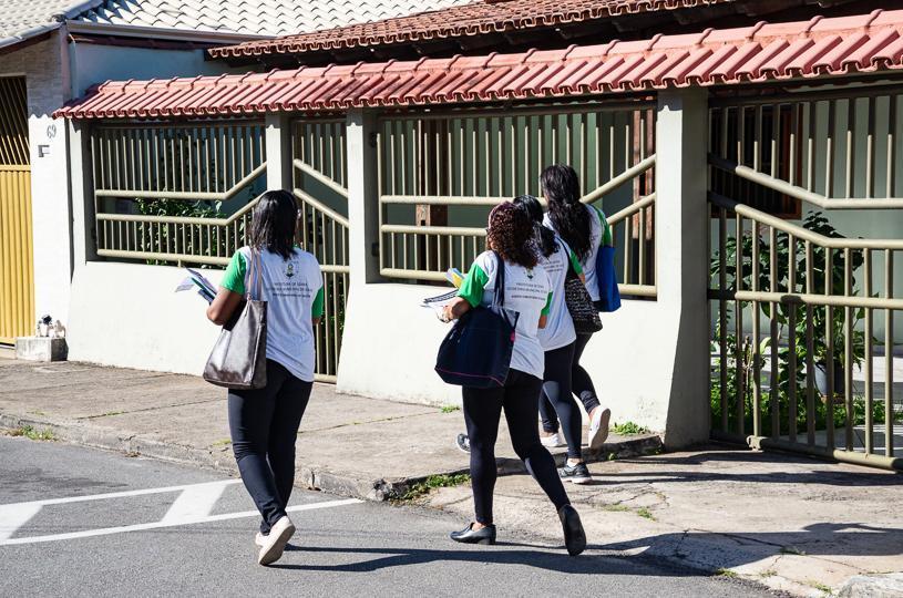 Valparaíso, Parque Residencial Laranjeiras e Planalto Serrano recebem reforço no combate à dengue
