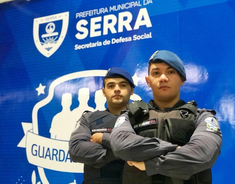 Guarda Civil Municipal passa a contar com mais dois supervisores