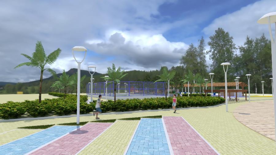 Praça Encontro das Águas, em Jacaraípe, será reformada