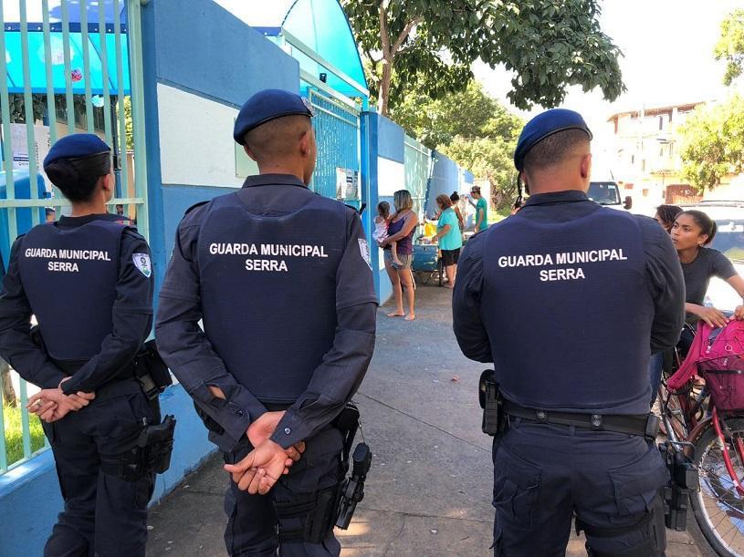 Guarda Municipal vai ajudar na segurança das eleições do Conselho Tutelar