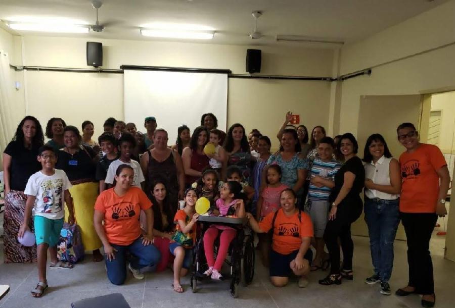 Sedu promove encontro com famílias de estudantes da educação especial