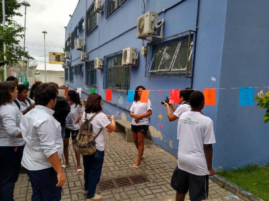 Suspensas atividades no Centro de Atendimento Integrado de Jardim Carapina