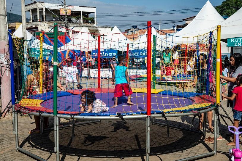 Semana das Crianças recheada de atividades na Serra