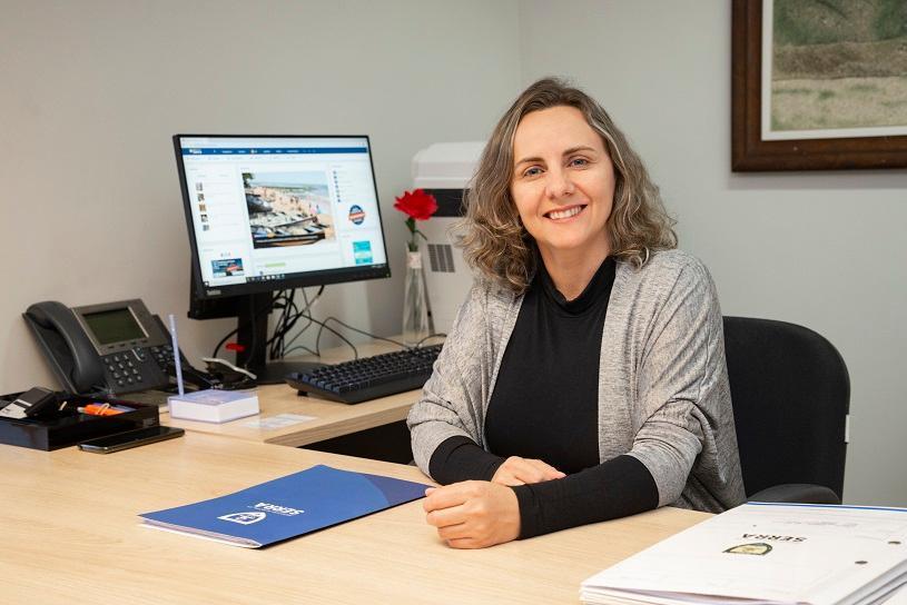 Secretária faz balanço dos investimentos na Serra e fala dos desafios