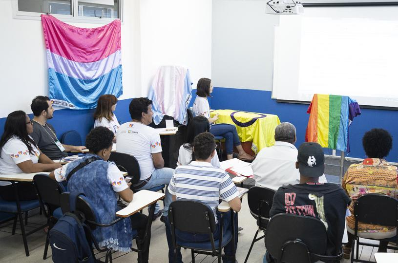 3ª Conferência LGBT reúne cerca de cem pessoas na Serra