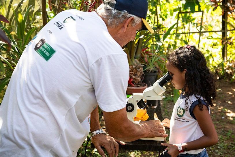 Espaço Botânico bate recorde de visitas em outubro