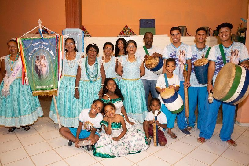 Comunidade de Pitanga em festa neste fim de semana