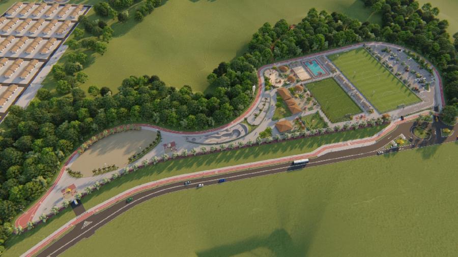 Serra vai ganhar parque com área quatro vezes maior que o Maracanã