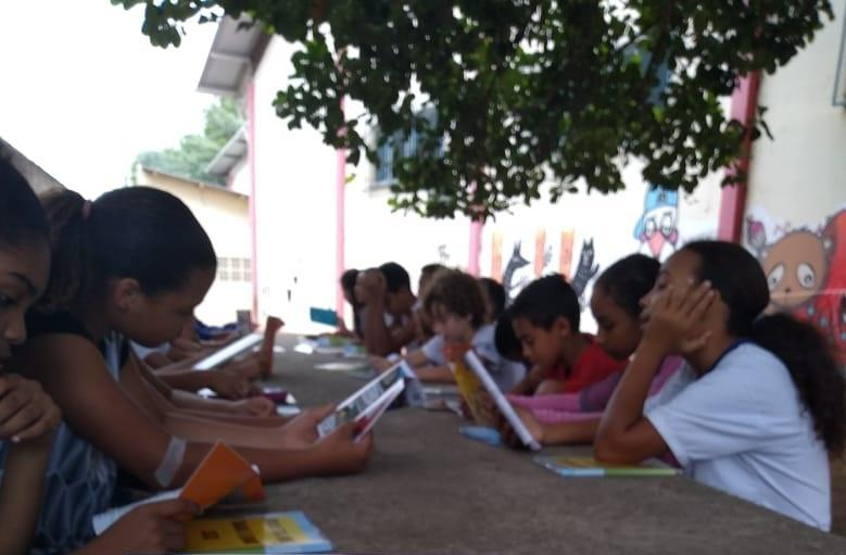 Alunos da Serra concorrem a prêmio com projetos sobre trabalho infantil