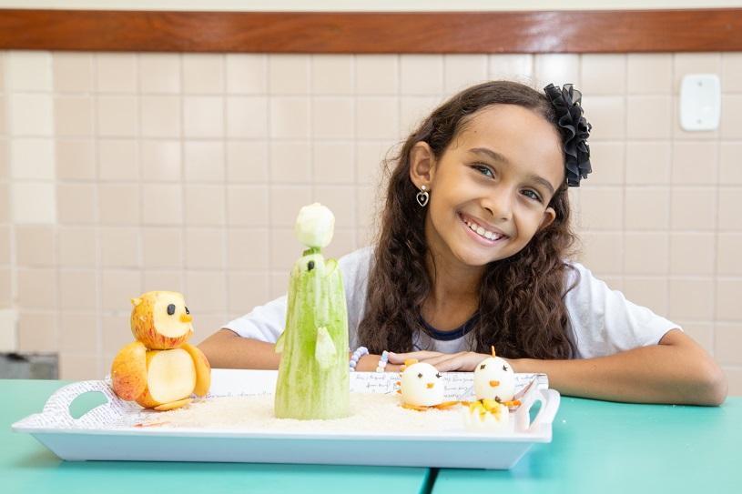 Você sabia? Escolas da Serra preparam quase 13 milhões de refeições por ano