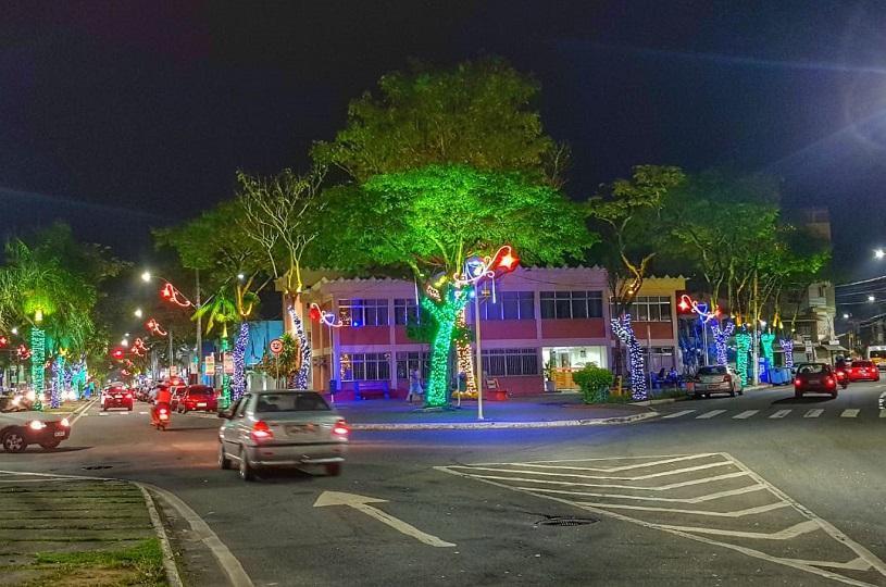 Decoração natalina de Serra-Sede será inaugurada nesta quinta (7)
