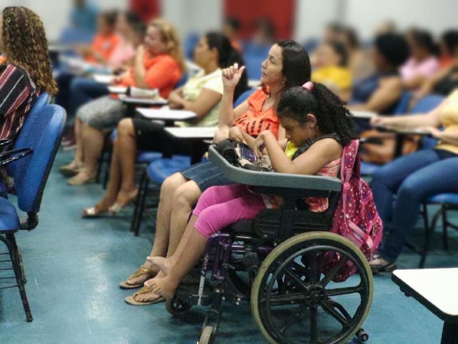 Sedu promove seminário sobre Educação Especial