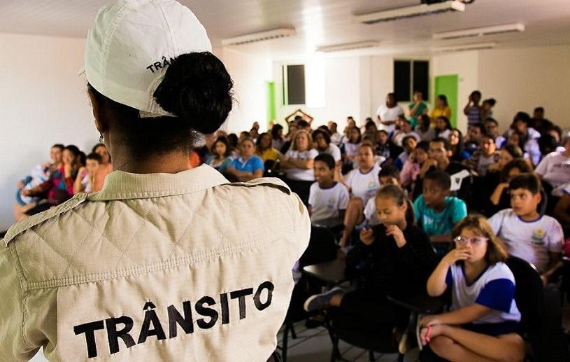 Projeto de educação de trânsito da Serra é indicado para prêmio nacional