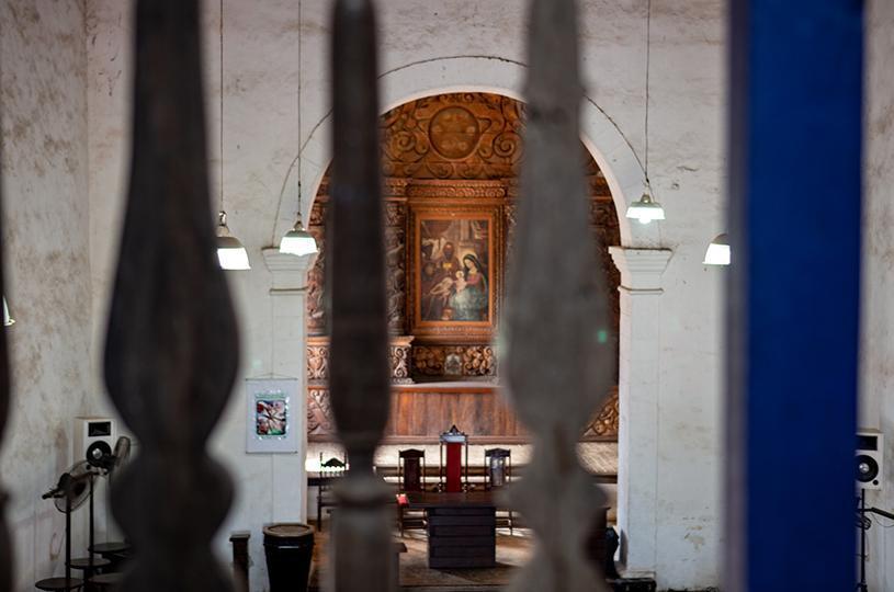 Igreja dos Reis Magos passou por reforma e será reaberta nesta segunda (02)