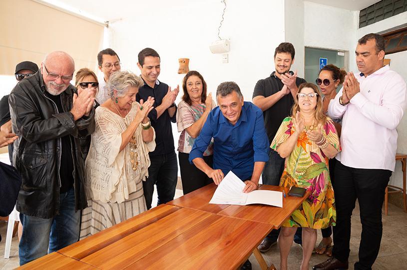 Serra vai ganhar primeiro polo gastronômico em Manguinhos