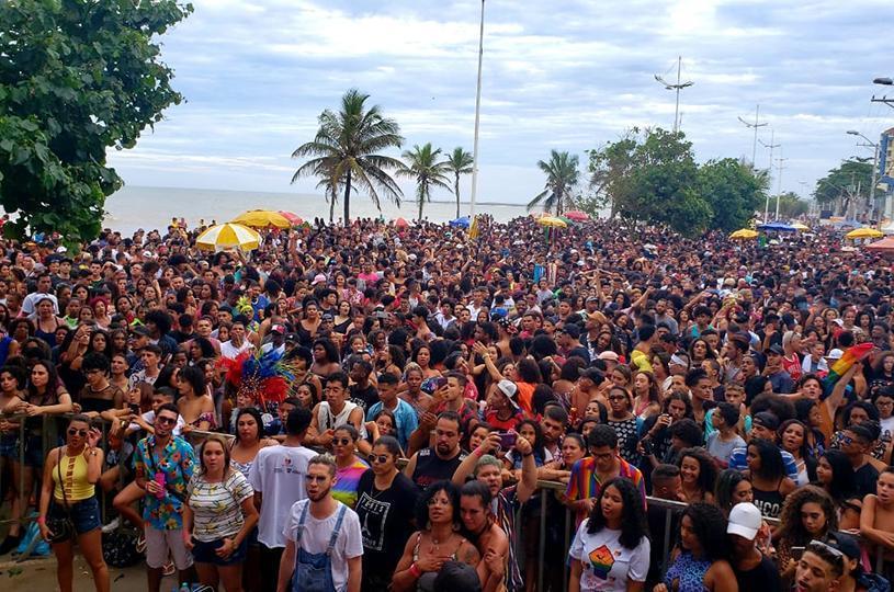 Dez mil pessoas participaram do XII Manifesto LGBT+ da Serra