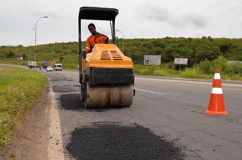 Serviço de tapa-buracos receberá investimentos de R$ 3 milhões em 2020